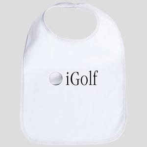 Official Green iGolf Bib
