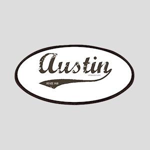Austin Since 1835 Patches
