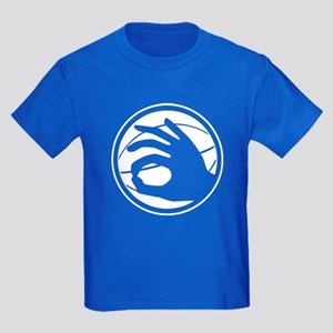 3 Point Shot Kids Dark T-Shirt