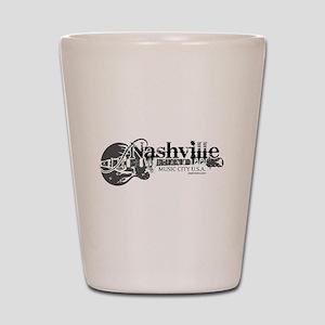 Nashville Shot Glass