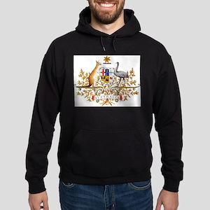 Australia Coat of Arms, coat of arms,fl Sweatshirt