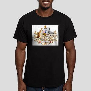 Australia Coat of Arms, coat of arms,flag, T-Shirt