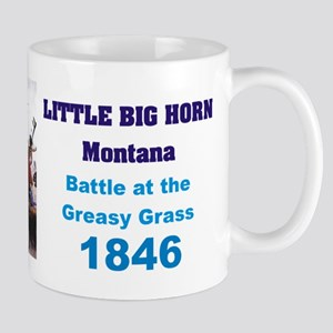 Little Big Horn Mug