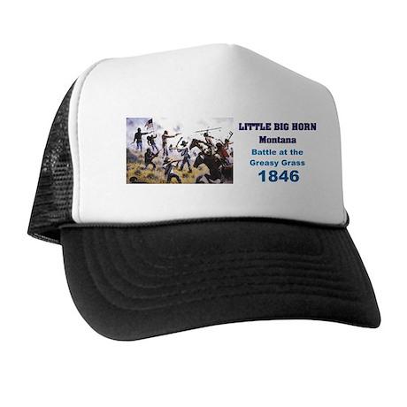 Little Big Horn Trucker Hat