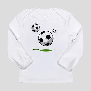 Soccer (8) Long Sleeve Infant T-Shirt