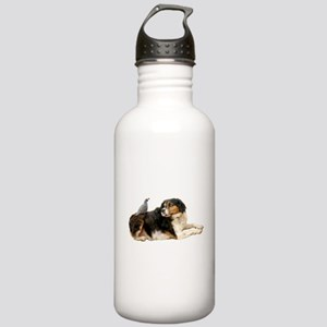 Quail Dog Stainless Water Bottle 1.0L