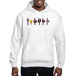 Fox & Chix Hooded Sweatshirt