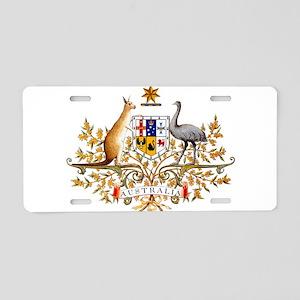 Australia Coat of Arms, coa Aluminum License Plate