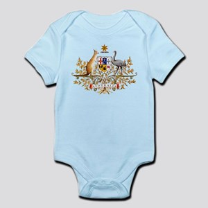 Australia Coat of Arms, coat of arms,fla Body Suit