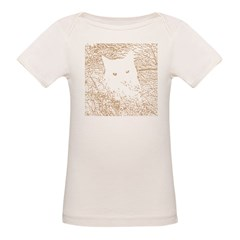 Cat in the Grass Tee