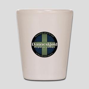Danneskjold Shot Glass