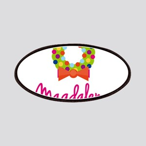 Christmas Wreath Magdalena Patches