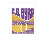 C.E. Byrd Reunion Type only Postcards (Package of
