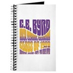C.E. Byrd Reunion Type only Journal