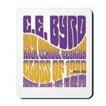 C.E. Byrd Reunion Type only Mousepad