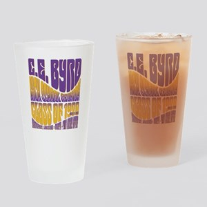 C.E. Byrd Reunion Type only Drinking Glass