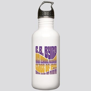 C.E. Byrd Reunion Type only Stainless Water Bottle