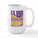 C.E. Byrd Reunion Type only Large Mug