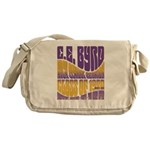 C.E. Byrd Reunion Type only Messenger Bag