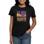 C.E. Byrd Reunion Type only Women's Dark T-Shirt