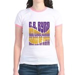 C.E. Byrd Reunion Type only Jr. Ringer T-Shirt