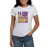 C.E. Byrd Reunion Type only Women's T-Shirt