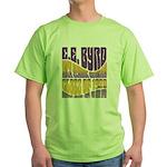 C.E. Byrd Reunion Type only Green T-Shirt