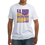 C.E. Byrd Reunion Type only Fitted T-Shirt