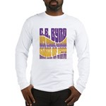 C.E. Byrd Reunion Type only Long Sleeve T-Shirt