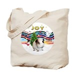XmasMusic1-GuineaPig #1 Tote Bag