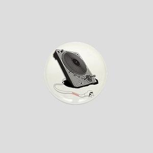 Turntable Plug Mini Button