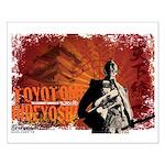 Small Toyotomi Hideyoshi Poster