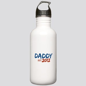 Daddy Est 2012 Stainless Water Bottle 1.0L