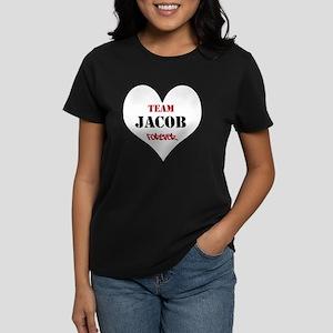 Team Jacob Women's Dark T-Shirt