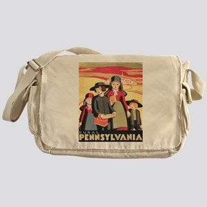Rural Pennsylvania Messenger Bag