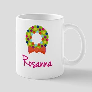 Christmas Wreath Rosanna Mug