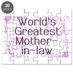 World's Greatest Mother-in-Law Puzzle