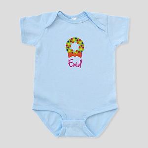 Christmas Wreath Enid Infant Bodysuit