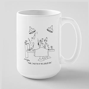 Juggler Vein Large Mug