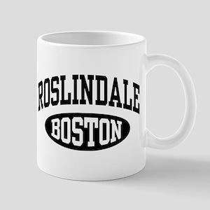 Roslindale Boston Mug