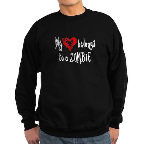 Zombie Heart Sweatshirt (dark)