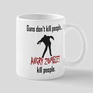 Angry Zombies Kill Mug