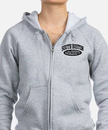 South Boston Zip Hoodie