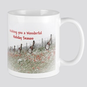 Dobro and Holiday Season Mug