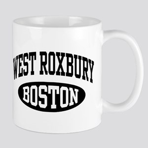 West Roxbury Boston Mug