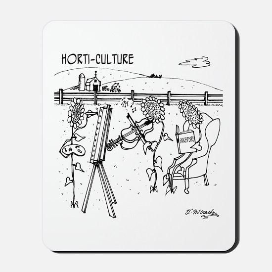 Horti-Culture Mousepad