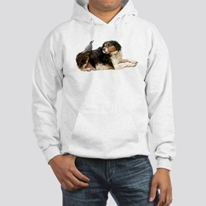 Quail Dog Hooded Sweatshirt