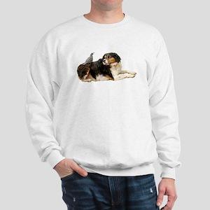 Quail Dog Sweatshirt