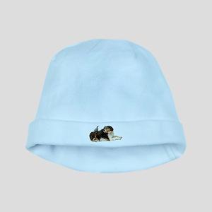 Quail Dog baby hat