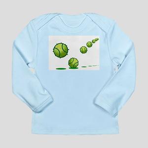 Tennis (s) Long Sleeve Infant T-Shirt